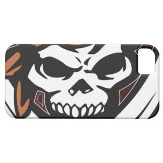 Piraten-Schädel iPhone 5 Fall horizontal iPhone 5 Schutzhülle