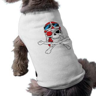 Piraten-Schädel Shirt