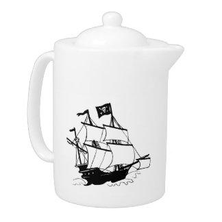 Piraten-Schiff