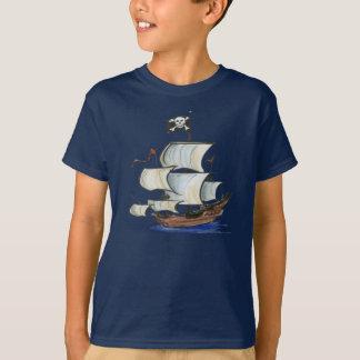 Piraten-Schiff T-Shirt
