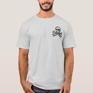 Piraten-Seegedicht-Piratenflagge-T - Shirt
