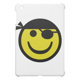 Piraten-smiley iPad Mini Hülle