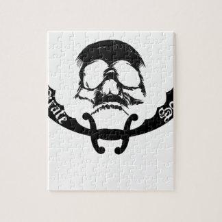 Piraten-Soul-Einzelteile Puzzle