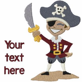 Piraten-Spaß 1 - fertigen Sie besonders an