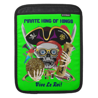 Piraten-Tage Lake Charles, Louisiana. 30 Farben Sleeves Für iPads