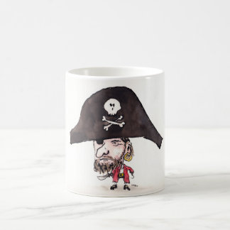 Piraten-Tasse Kaffeetasse