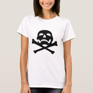 Piratenflagge #4 T-Shirt