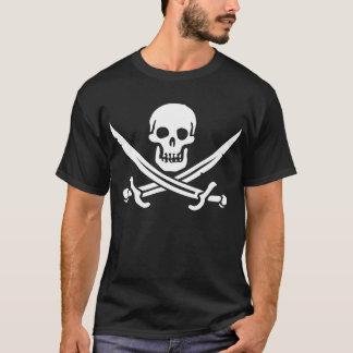Piratenflagge Jack Rackham T-Shirt