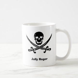 Piratenflagge Kaffeetasse