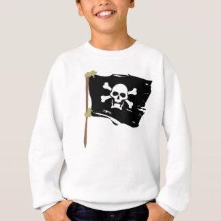 Piratenflagge-Piraten-Flagge Sweatshirt