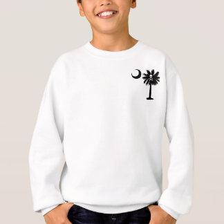 Piratenflagge-Piraten-TaschePalmetto Sweatshirt