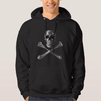 Piratenflagge-SchädelHoodie Hoodie