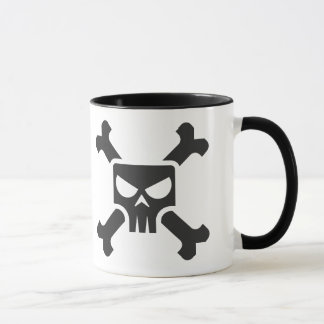 Piratenflagge-Tasse Tasse