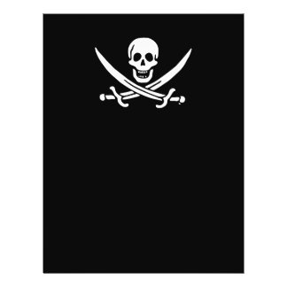 Piratenflaggepiratenflagge Flyer