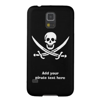 Piratenflaggepiratenflagge Galaxy S5 Cover