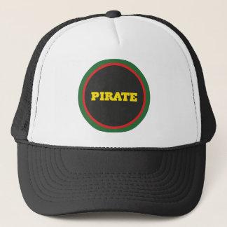 Piratenlogo Kredo Truckerkappe