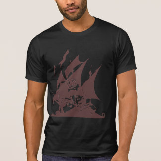 Piratenschiff Reise T-Shirt