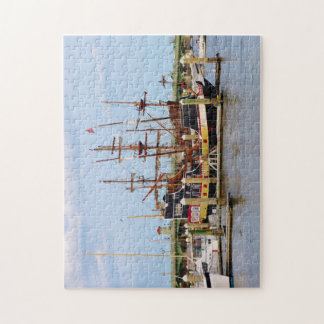 Piratenschiff St Augustine Florida Puzzle
