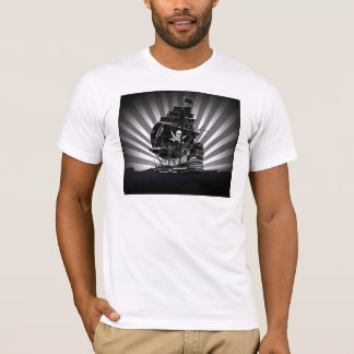 Piratenschiff T-Shirt