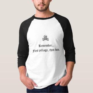 Piratent-stück T-Shirt