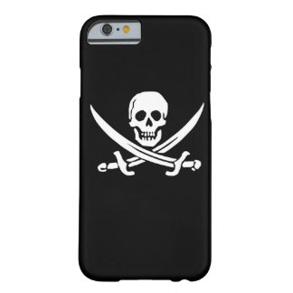 Piratentelefonkasten lustiges Rodger Barely There iPhone 6 Hülle