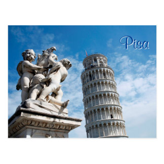 Pisa-Turm Postkarte