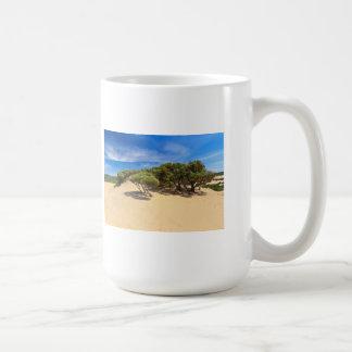 Piscinas Düne - Sardinien, Italien Kaffeetasse