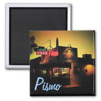 Pismo Strand-Magnet Quadratischer Magnet