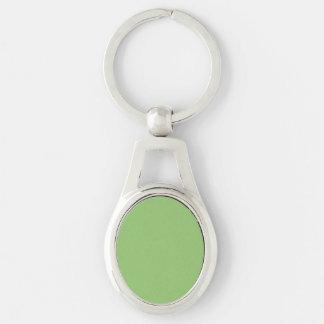 Pistazien-Normallack Schlüsselanhänger