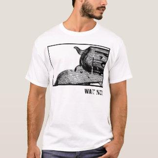 Pistole, WARTEZEIT NICHT T-Shirt