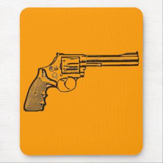 Pistolen-Auflage Mousepad