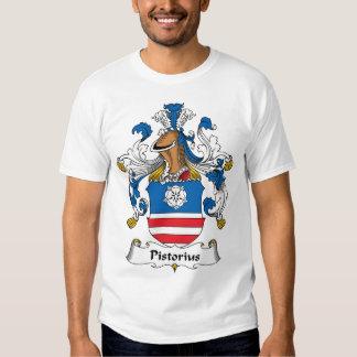 Pistorius Familienwappen Tshirts