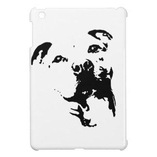 Pitbull Hund iPad Mini Hüllen