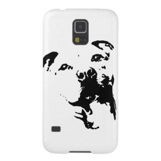 Pitbull Hund Samsung S5 Hüllen