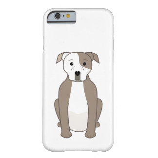 Pitbull iPhone Fall Barely There iPhone 6 Hülle