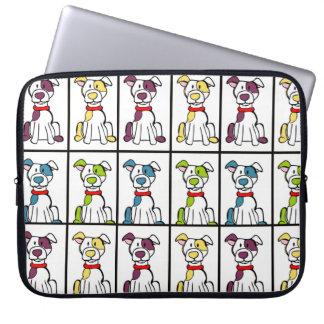 Pitbull Laptop-Hülse Laptopschutzhülle