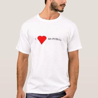 PitBull Liebe T-Shirt