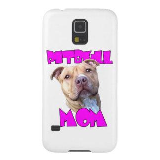 Pitbull Mamma-Hund Samsung S5 Hüllen