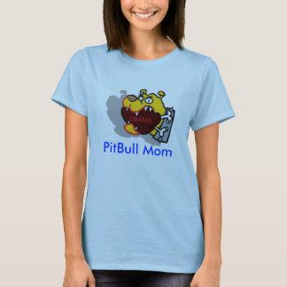 Pitbull Mamma T-Shirt