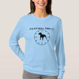 Pitbull Zeit T-Shirt