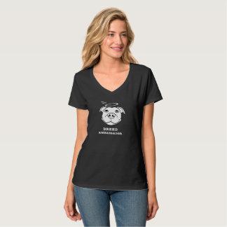Pitbull Zucht-Botschafter T-Shirt