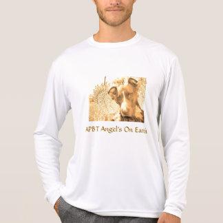 Pitbullen sind Engel auf Erde T-Shirt