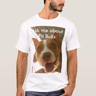 Pitbullen T-Shirt