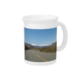Pitcher Highway in Alaska Krug