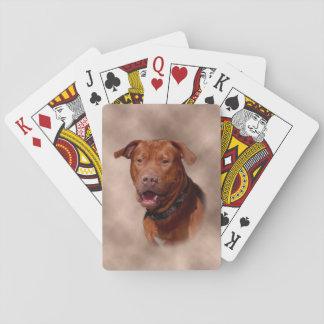 Pitt Stier Kartenstapeles Spielkarten