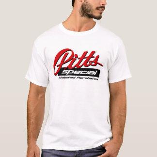Pitts spezielles Logo-T-Stück T-Shirt