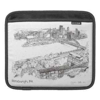 Pittsburgh iPad Hülse Sleeve Für iPads