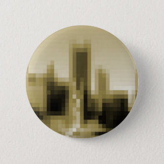 PITTSBURGH-KNOPF RUNDER BUTTON 5,7 CM