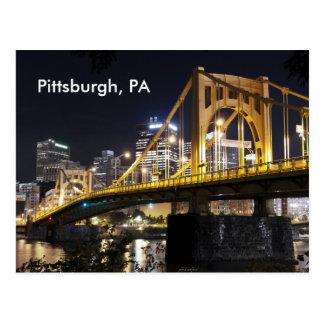 Pittsburgh PA Postkarten