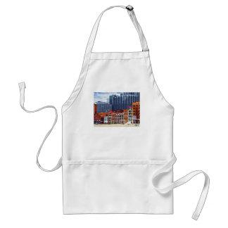 Pittsburgh PA-Skyline-Nahaufnahme Schürze